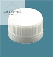 30ml Glass Tablet Jar - Amber (Pack of 110) with cap
