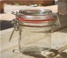 250ml Kiln Clip Preserving Pickling Jar (Pack of 15)