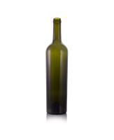 750ml Colossus Reverse Taper Wine Bottle (1350 per pallet) (BVS or CM)