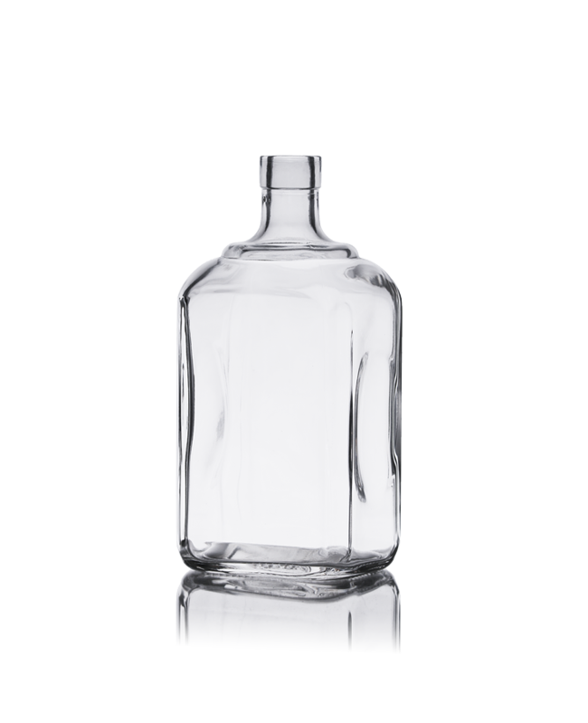 700ml Two Pinch Glass Spirit Bottle